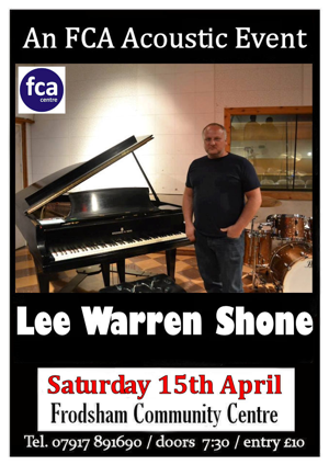 Lee Warren Shone pic